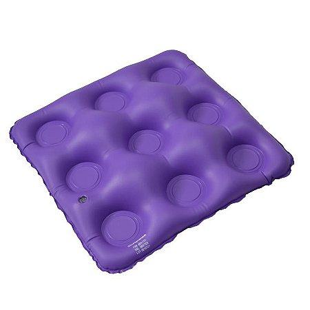 Almofada Inflável Caixa de Ovo Quadrada - Bioflorence