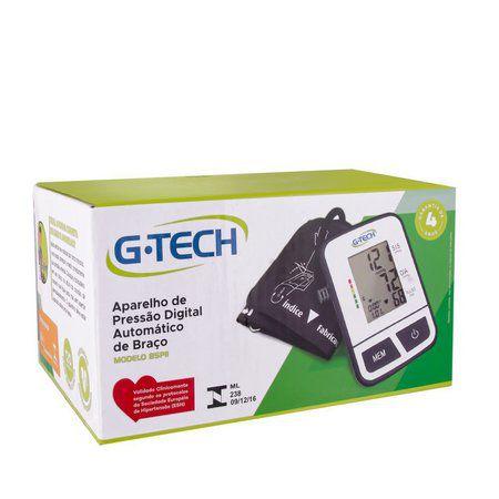 Aparelho de Pressão Digital Automático de Braço BSP11 G-TECH