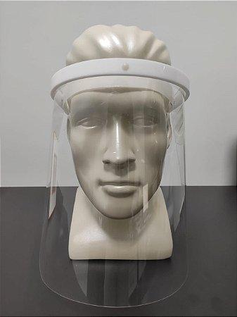 Máscara Protetora Facial Face Shield Reutilizável Ajustável