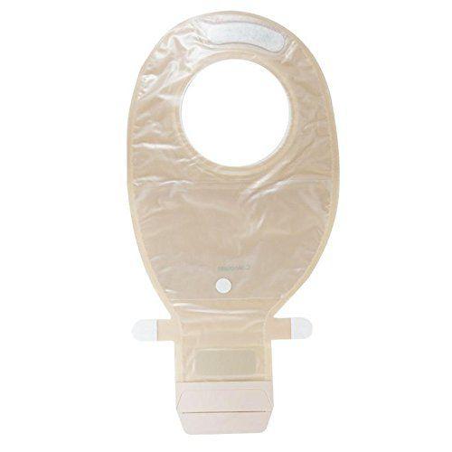 Bolsa SenSura Click Para Colostomia 2 Peças Drenável Transparente - Coloplast