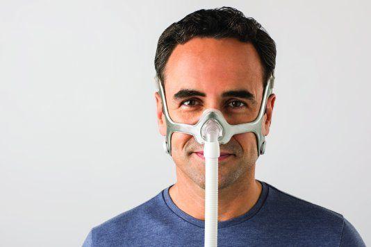 Almofada nasal bojo mascara Wisp
