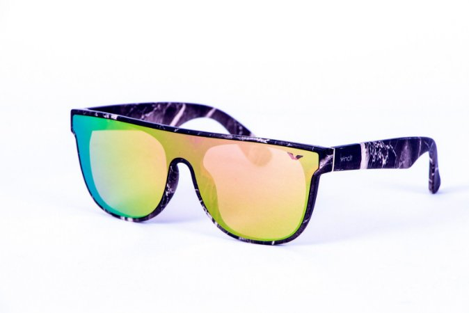 Óculos Acetato Unissex - 881363 Espelhado