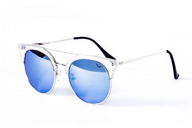 Óculos Metal Unissex - 17285