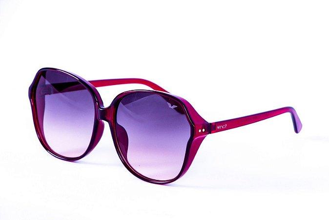 Óculos Acetato Feminino - 18240 Red