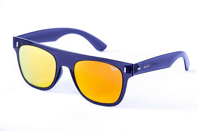 Óculos Acetato Unissex - 881335 Grafite