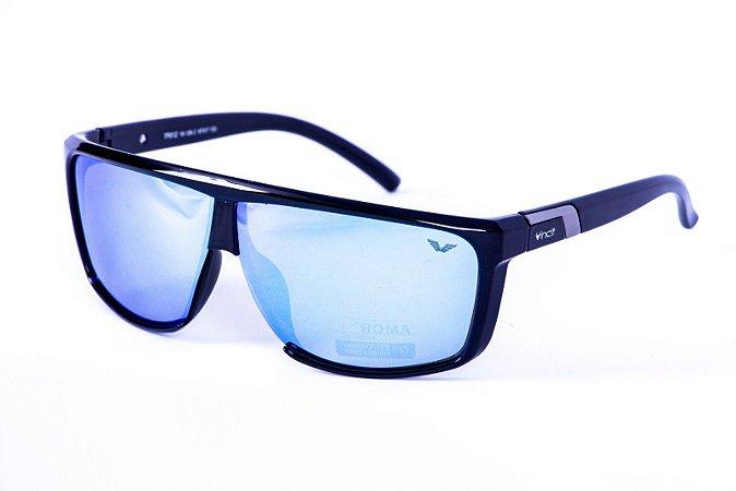 Óculos TR Masculino - 012 Polarizado Azul
