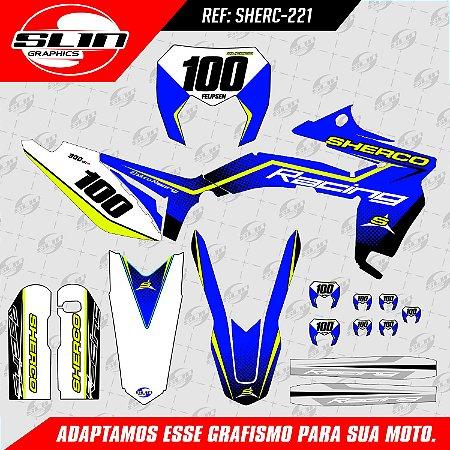 Adesivo Sherco Factory Racing