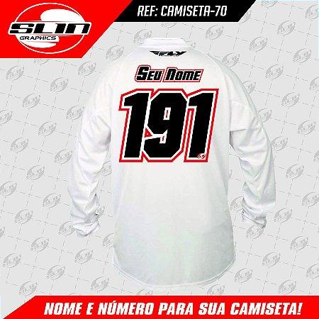Números Camisetas Slin
