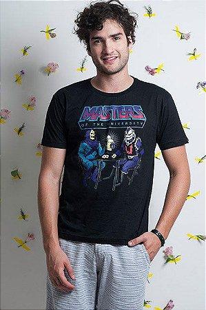 Camiseta Masculina Master of the University