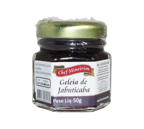 Geleia de Jabuticaba 50G CHEF MINEIRIM