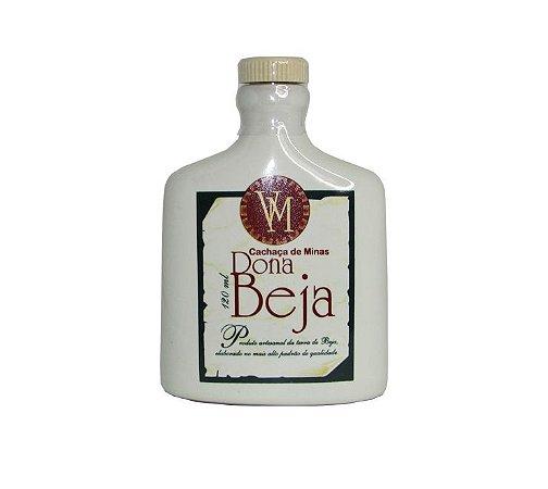 Cachaça D. Beja Porcelana 120 ml