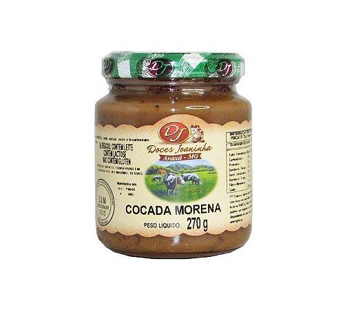 Doce de Cocada Morena CP