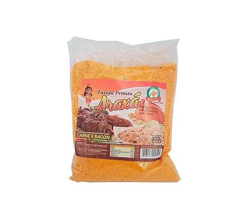 Farofa de Mandioca Carne e Bacon 300g