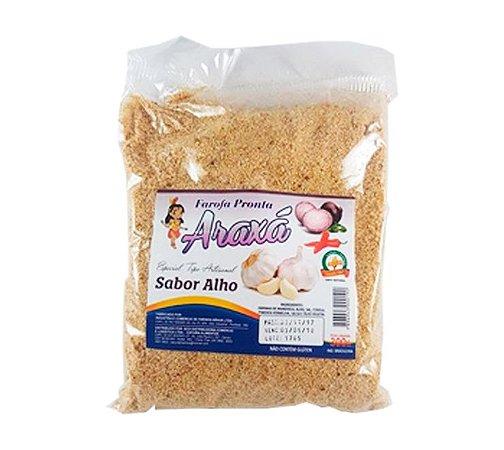 Farofa Sabor Alho 300g