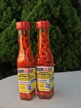Pimenta malagueta 70g saboardi