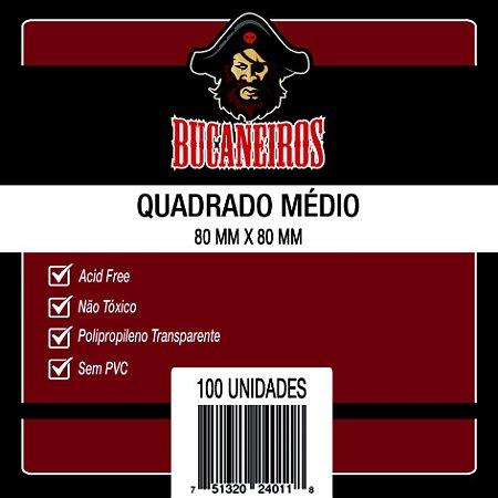 Sleeve QUADRADO MÉDIO (80X80)