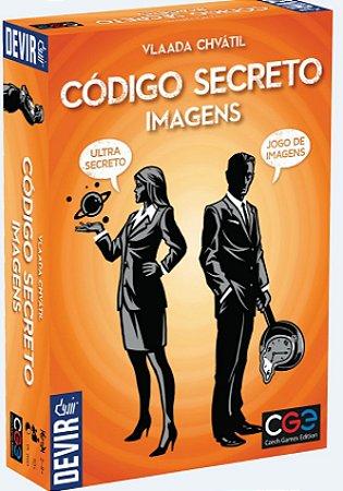Código Secreto: Imagens (Codinomes)