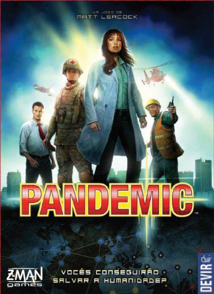 Pandemic (2a Edição) - Galápagos