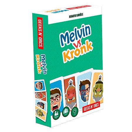 Melvin vs Kronk