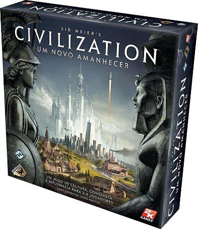 Sid Meiers Civilization: Um Novo Amanhecer