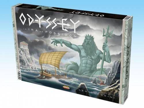 Odyssey: A ira de Poseidon