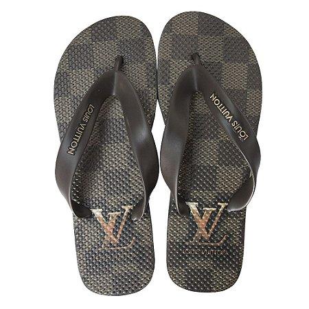 Chinelo Louis Vuitton