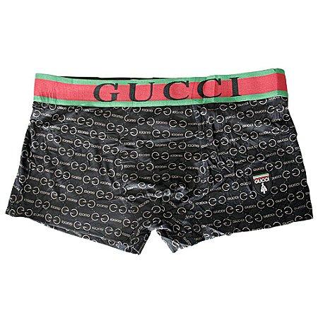 Cueca Gucci Preta