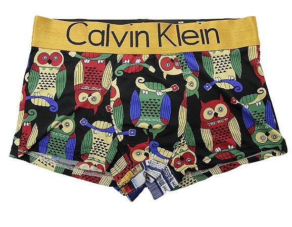 Cueca Calvin Klein Coruja