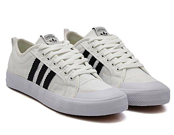 Tênis Casual Adidas Branco