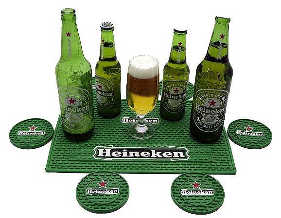 Kit Bar Mat Heineken