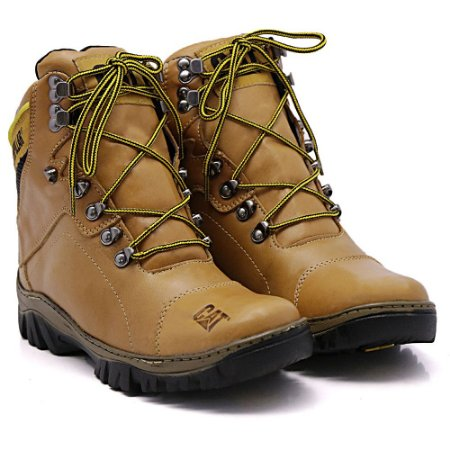Bota Caterpillar Latego Whisky - Ref. 400