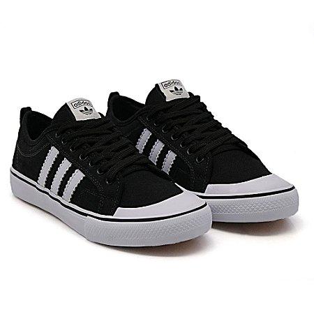 Tênis Casual Adidas Preto