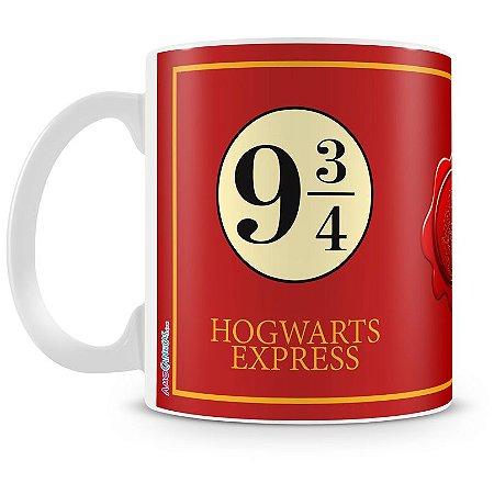 Caneca Personalizada Hogwarts Express