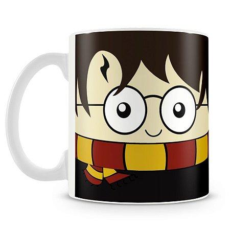 Caneca Personalizada Bruxinho Hogwarts