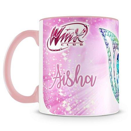 Caneca Personalizada Clube das Winx (Aisha)