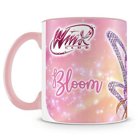 Caneca Personalizada Clube das Winx (Bloom)