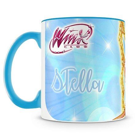 Caneca Personalizada Clube das Winx (Stella)