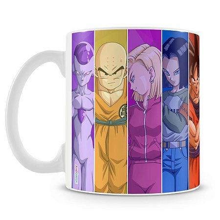 Caneca Personalizada Dragon Ball Super