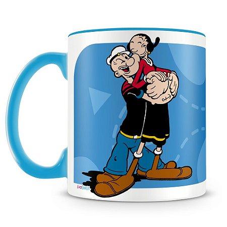 Caneca Personalizada Desenhos Clássicos (Popeye)