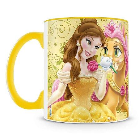 Caneca Personalizada Princesas & Pets (Bela)