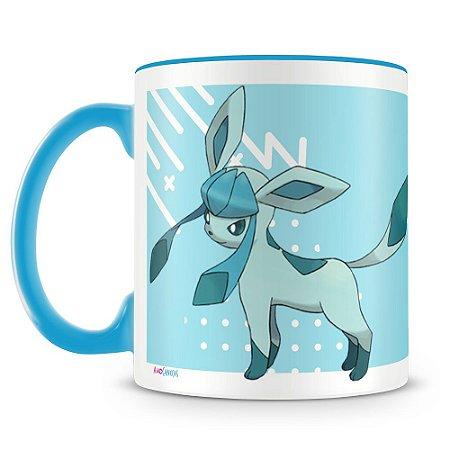 Caneca Personalizada Pokémon Glaceon