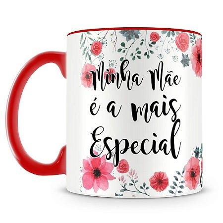 Caneca Personalizada Mãe Especial