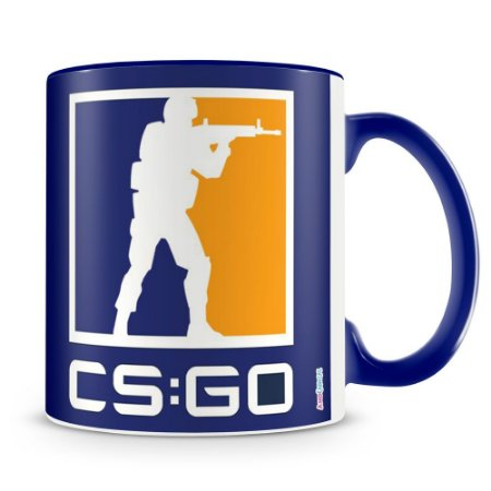 Caneca Personalizada Counter Strike