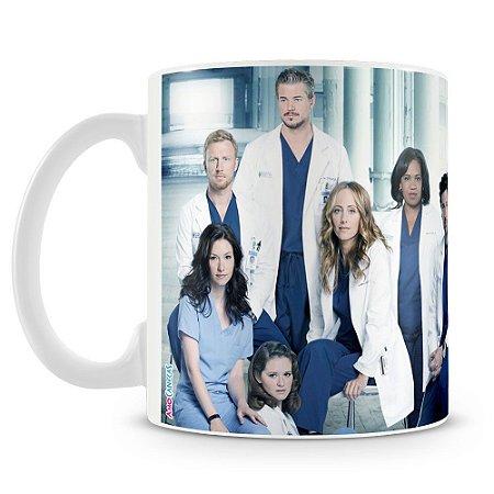 Caneca Personalizada Grey's Anatomy (Mod.5)