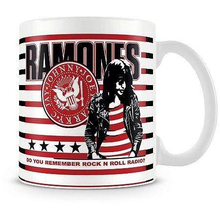 Caneca Personalizada Banda Ramones (Mod.1)