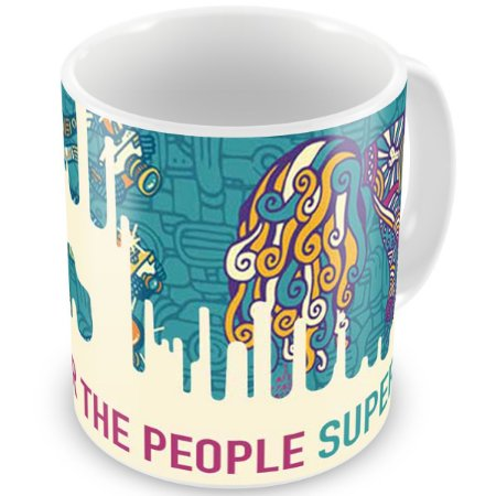 Caneca Personalizada Banda Foster The People