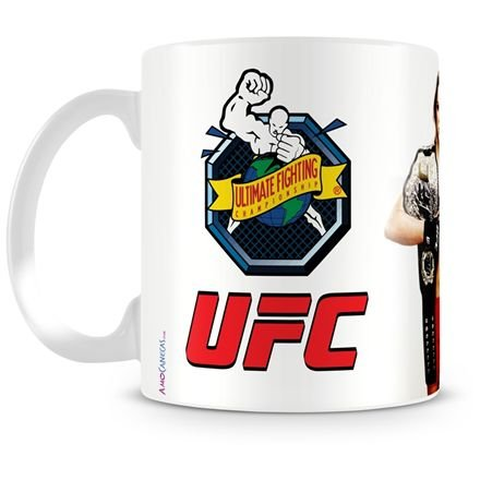 Caneca Personalizada UFC Ronda Rousey