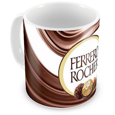 Caneca Personalizada Chocolate Ferrero Rocher