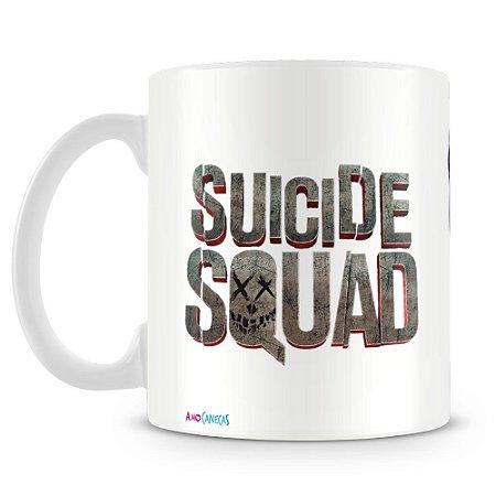 Caneca Personalizada Coringa Esquadrão Suicida (Mod.2)