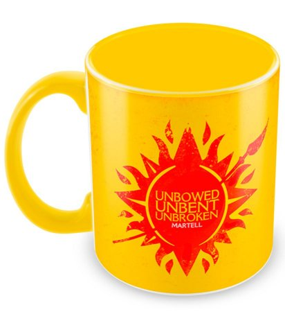 Caneca Personalizada Game of Thrones Casa Martell